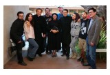 """The Cast and Crew of """"Holy Terror"""""""