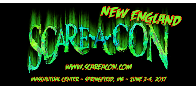 Pics From Our Trip To Scare-A-Con