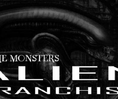 Movie Monsters: The Alien Franchise – Alien to Resurrection