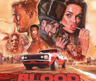 Interview with BloodDrive Creator James Roland