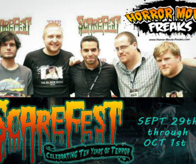 Join us at Scarefest!