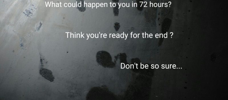 Short: 72 HOURS