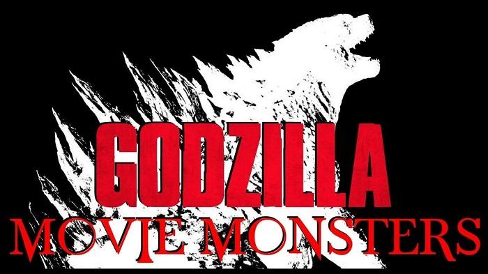 Movie Monsters: Godzilla