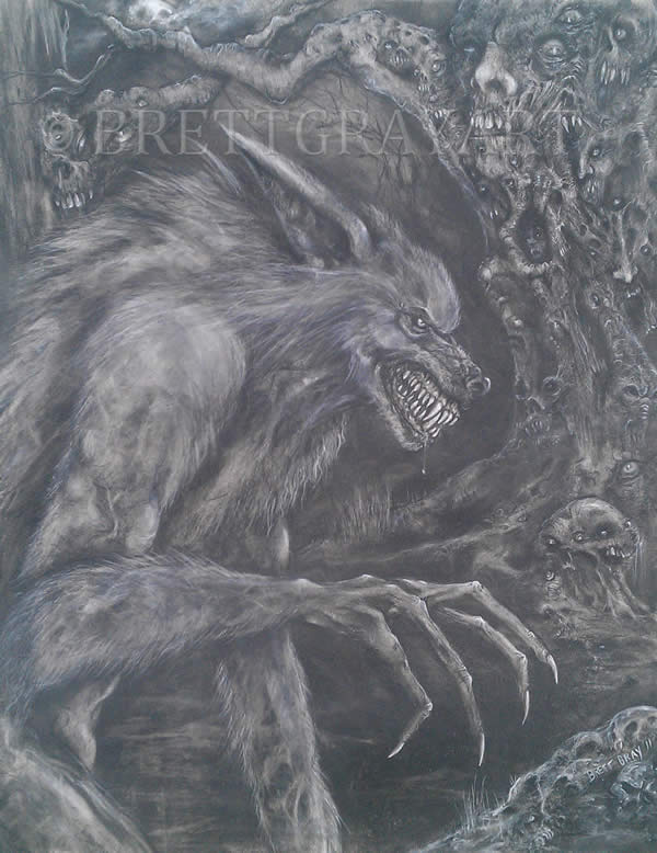 Werewolves: From Myth to the Silver Screen
