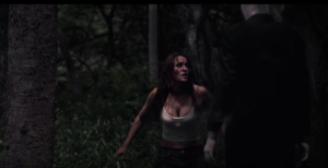 Flay Movie Screenshot - Heroine vs Bogeyman