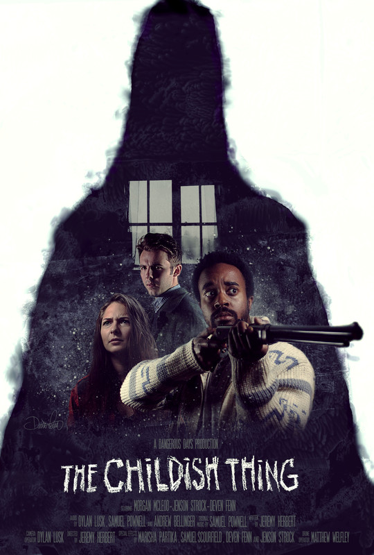 The Childish Thing – horror short review