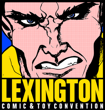 HMF @ Lexington Comic and Toy Convention 2019, Lexington, KY